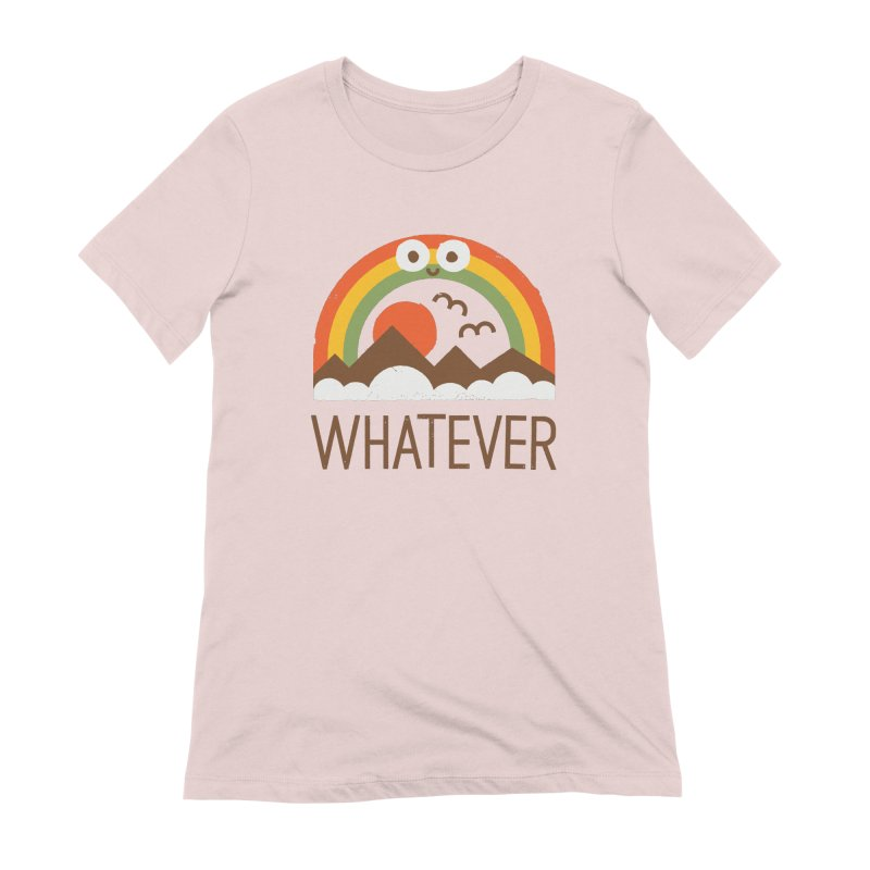 Yawn of a New Day Women's Extra Soft T-Shirt by David Olenick