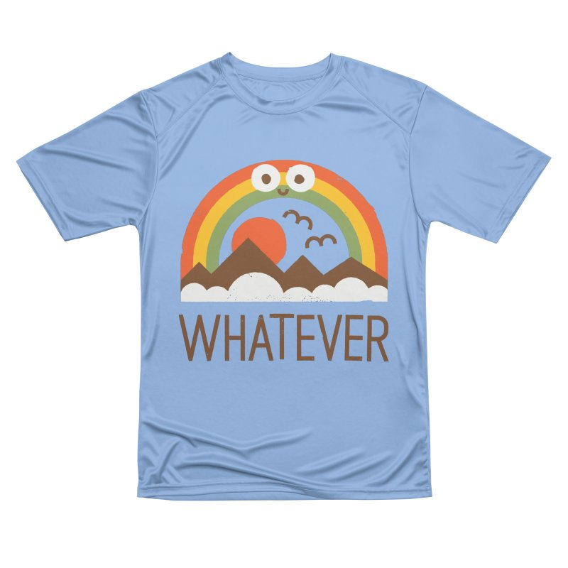 Yawn of a New Day Women's Performance Unisex T-Shirt by David Olenick