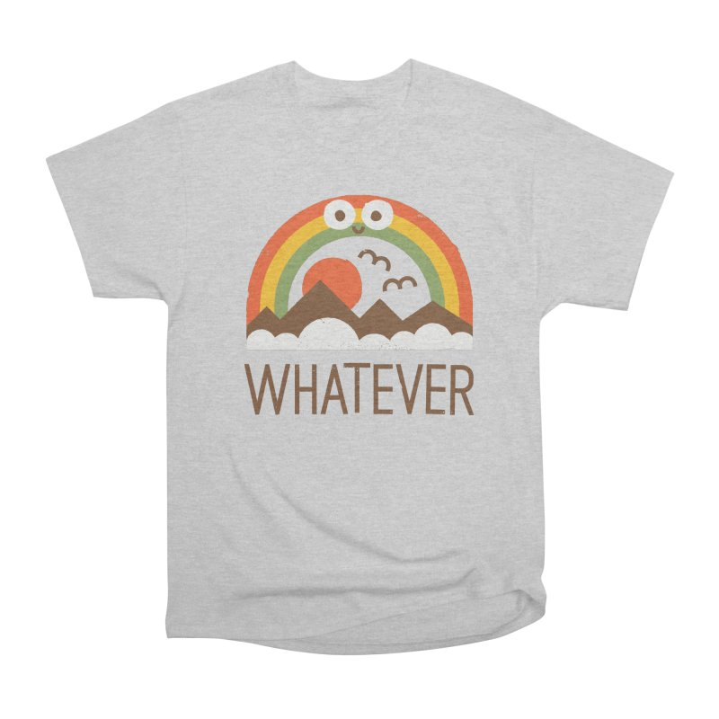 Yawn of a New Day Men's Heavyweight T-Shirt by David Olenick
