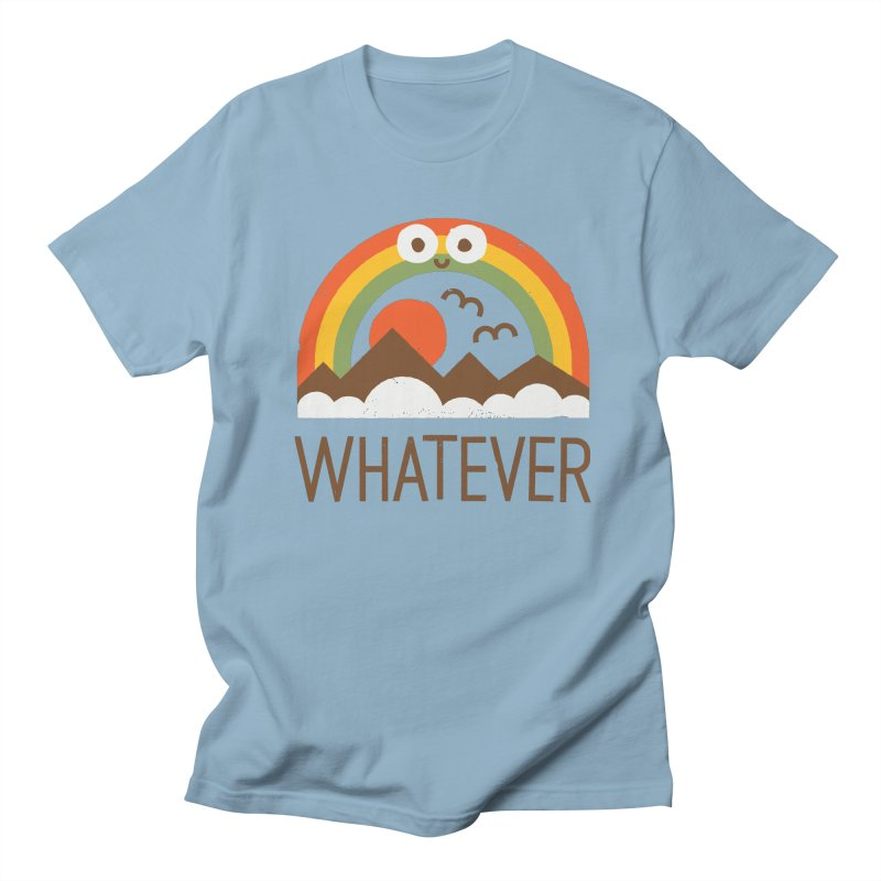 Yawn of a New Day Women's Regular Unisex T-Shirt by David Olenick