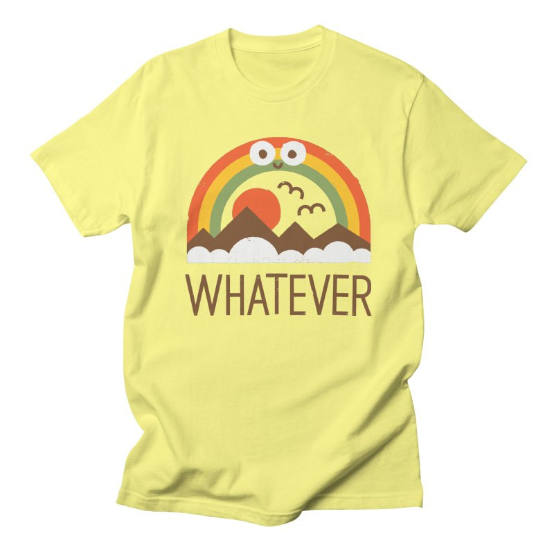 Yawn of a New Day Men's T-Shirt by David Olenick