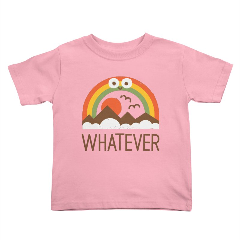 Yawn of a New Day Kids Toddler T-Shirt by David Olenick