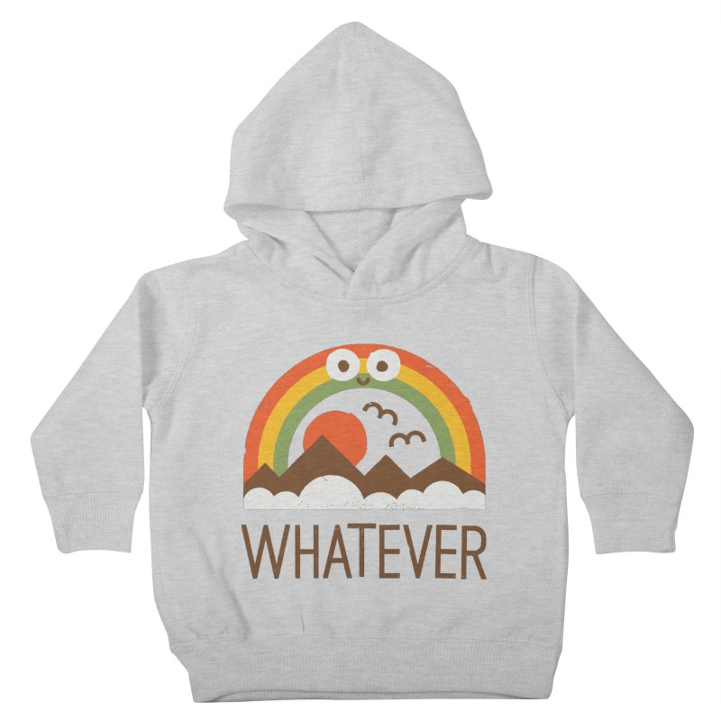 Yawn of a New Day Kids Toddler Pullover Hoody by David Olenick