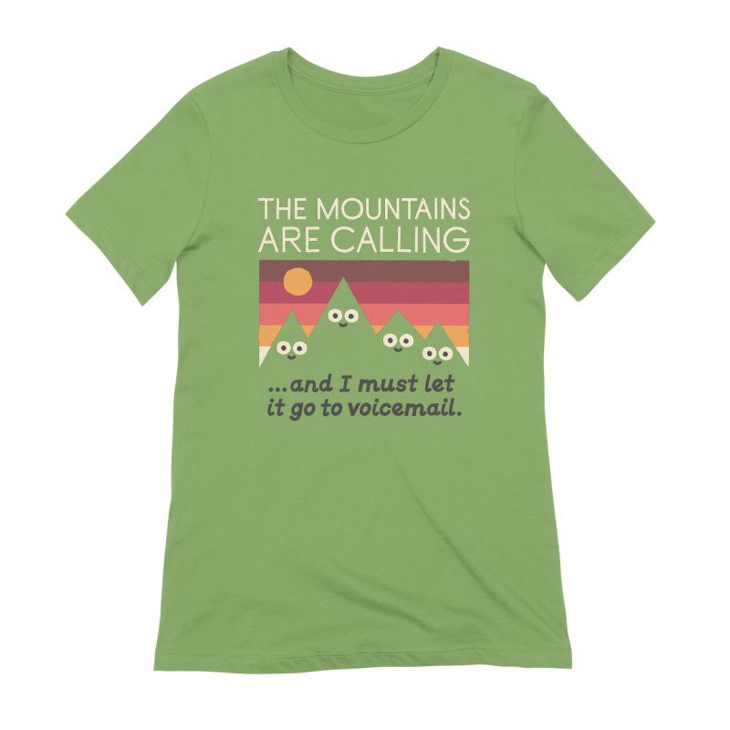 The Hills Have Eyes Women's Extra Soft T-Shirt by David Olenick