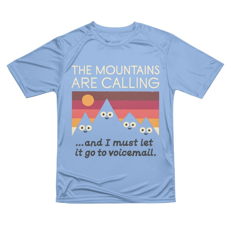 The Hills Have Eyes Men's Performance T-Shirt by David Olenick
