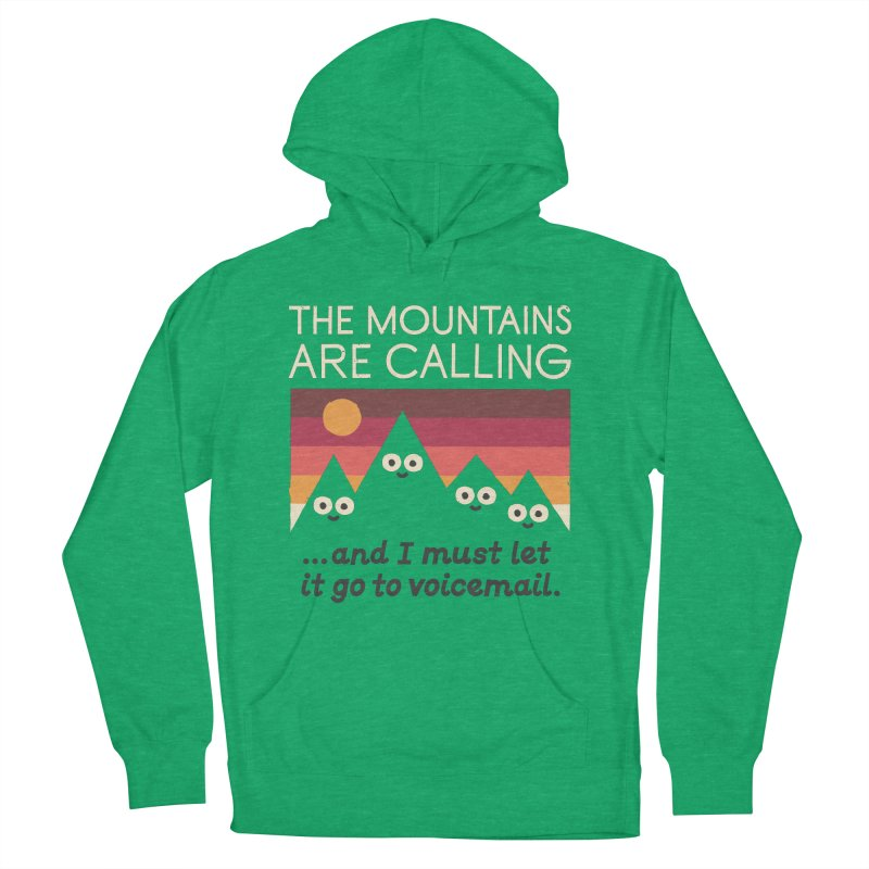 The Hills Have Eyes Women's French Terry Pullover Hoody by David Olenick