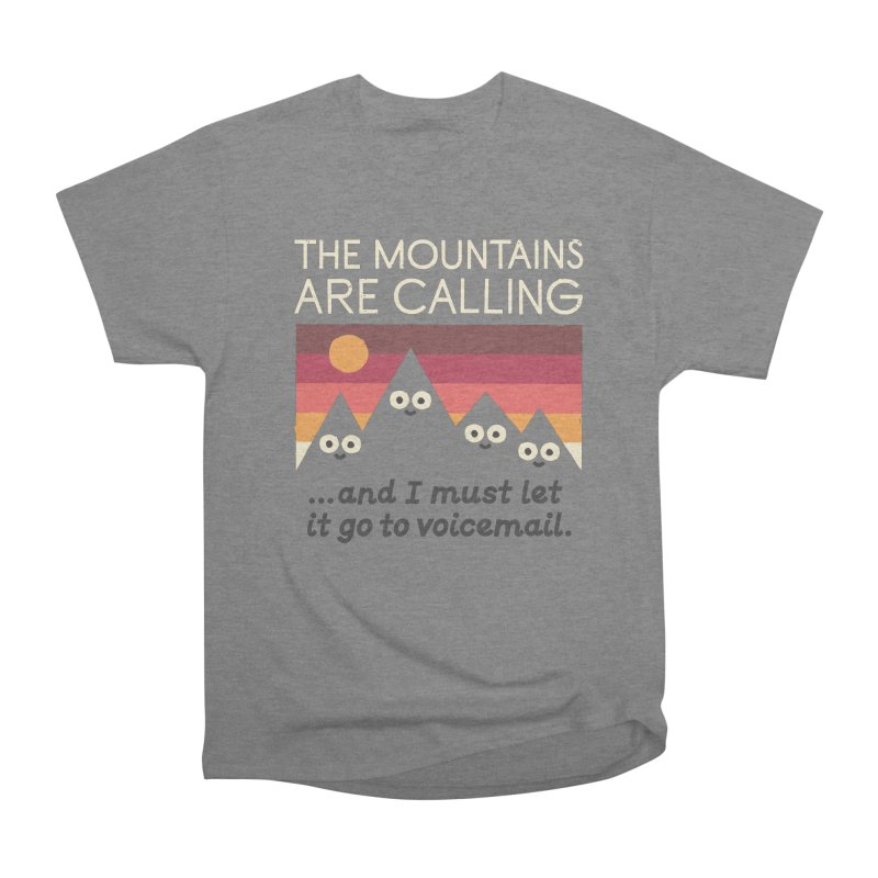The Hills Have Eyes Men's Heavyweight T-Shirt by David Olenick
