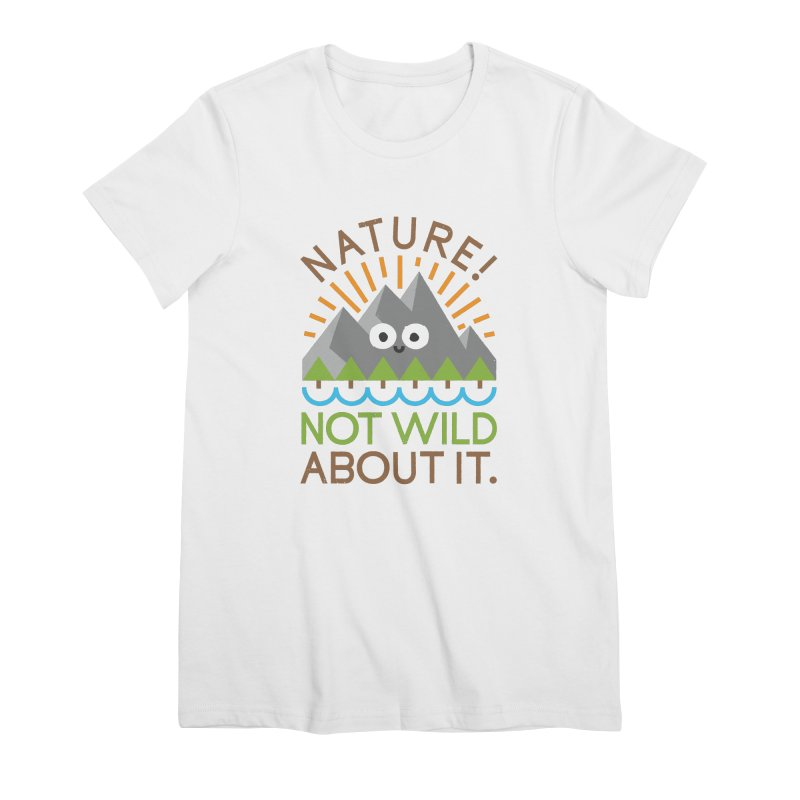 The Inside Story Women's Premium T-Shirt by David Olenick