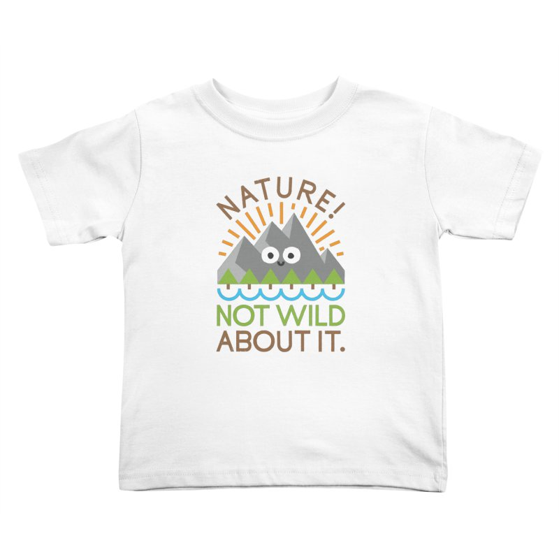 The Inside Story Kids Toddler T-Shirt by David Olenick