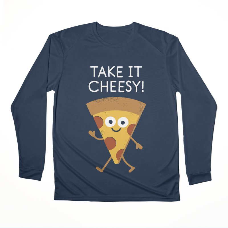 Chill Out, Order In Women's Performance Unisex Longsleeve T-Shirt by David Olenick