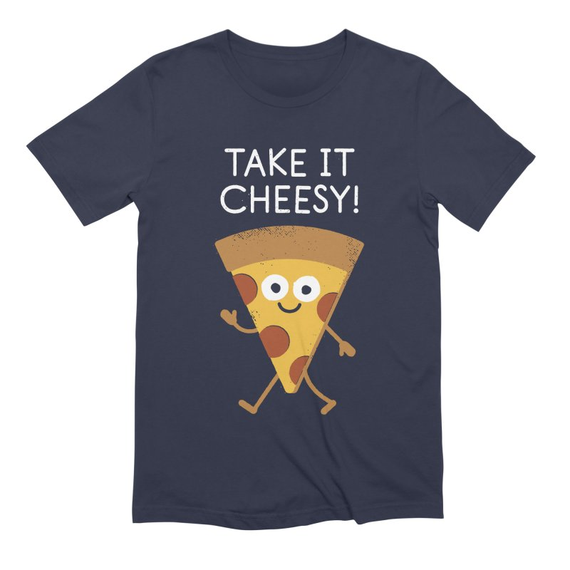 Chill Out, Order In Men's Extra Soft T-Shirt by David Olenick