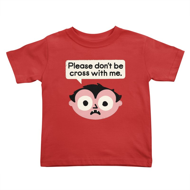 I Suck At Apologies Kids Toddler T-Shirt by David Olenick