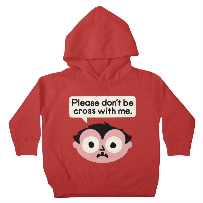 I Suck At Apologies Kids Toddler Pullover Hoody by David Olenick