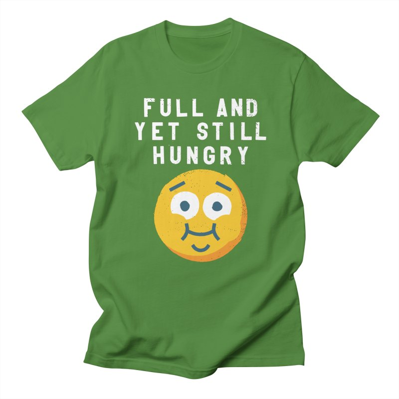 Perpetual-motional Eating Women's Regular Unisex T-Shirt by David Olenick