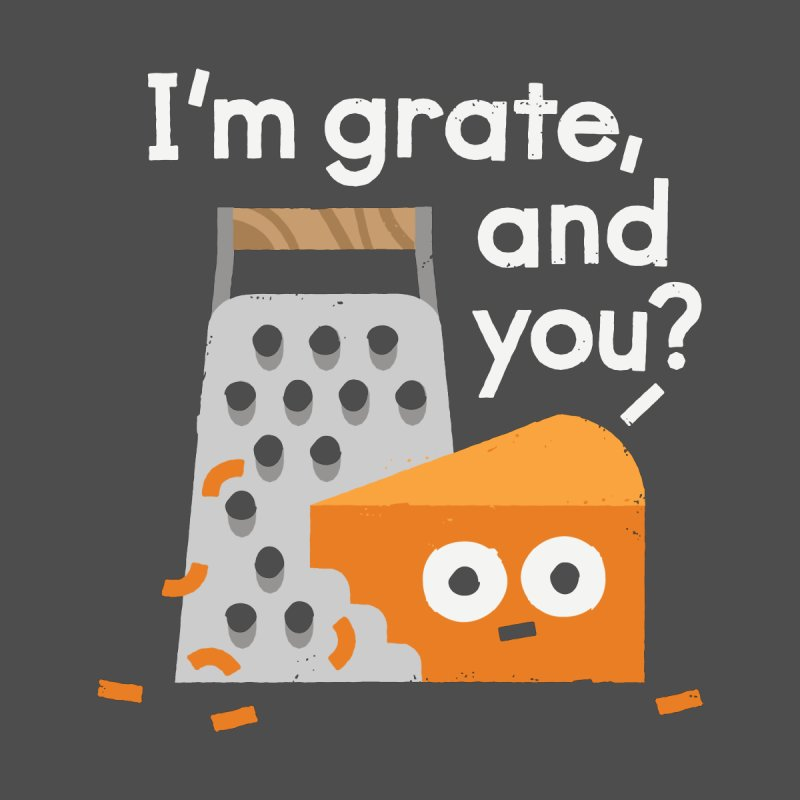 Existential Shred Men's T-Shirt by David Olenick