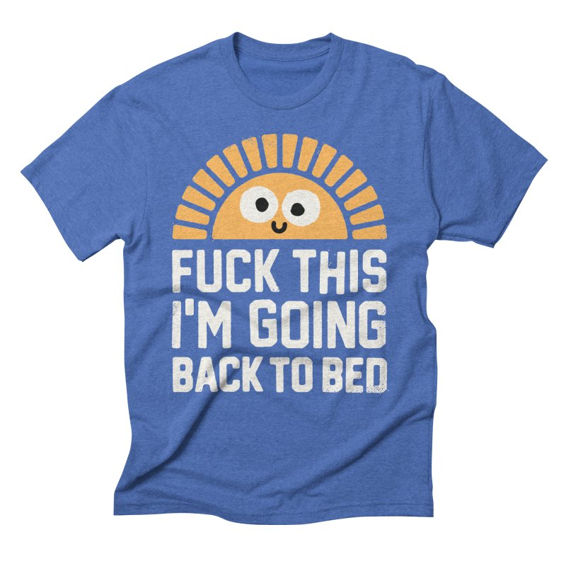 Moment In the Sun Men's Triblend T-shirt by David Olenick
