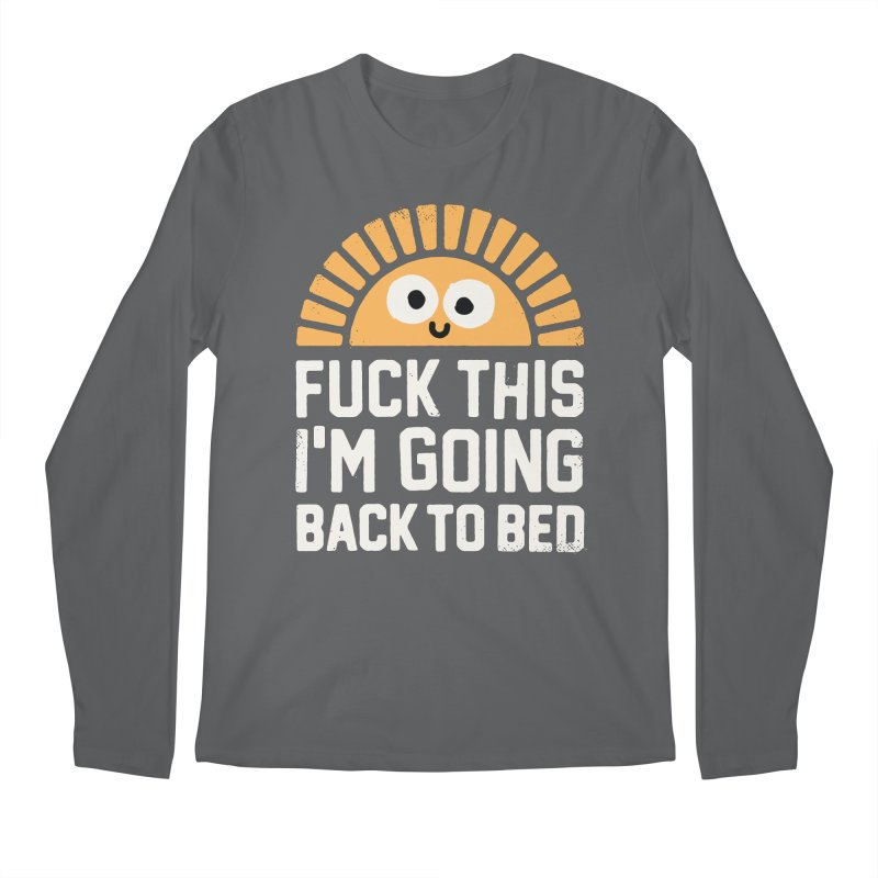 Moment In the Sun Men's Longsleeve T-Shirt by David Olenick