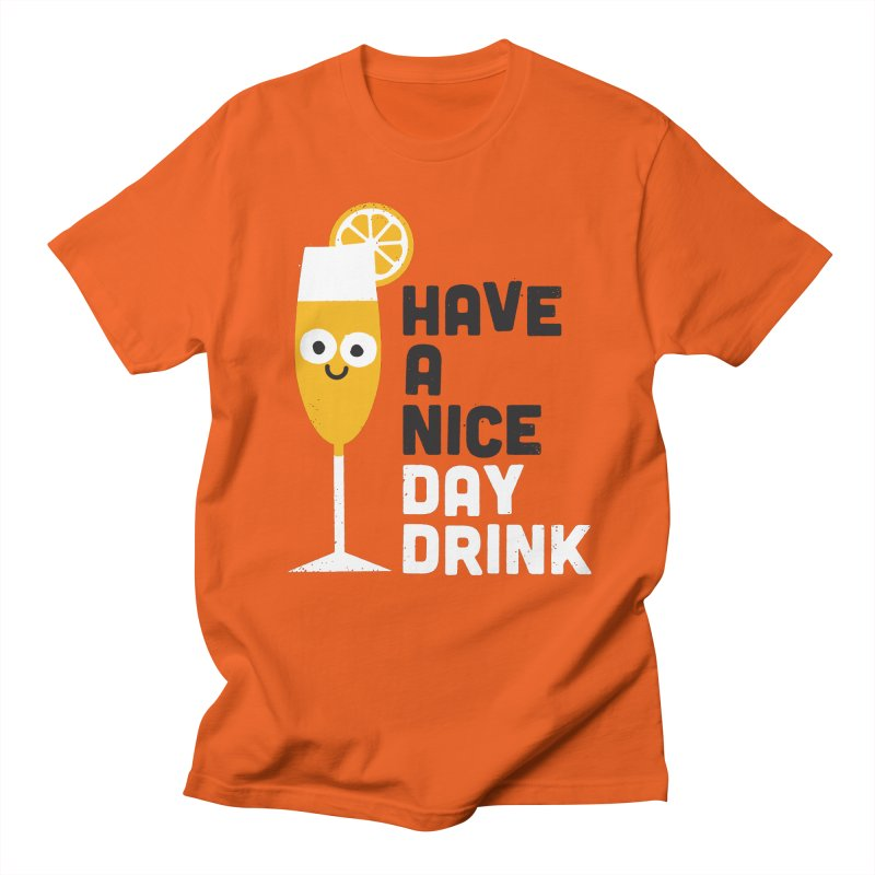 Thanks A Brunch Men's T-Shirt by David Olenick