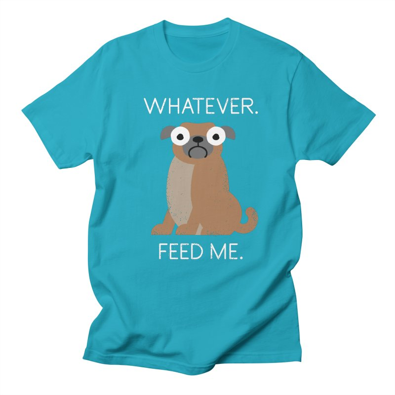 The Pugly Truth Men's T-Shirt by David Olenick