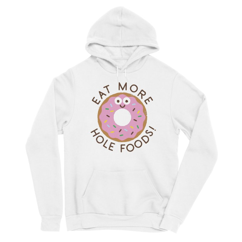 Do's and Donuts Men's Pullover Hoody by David Olenick