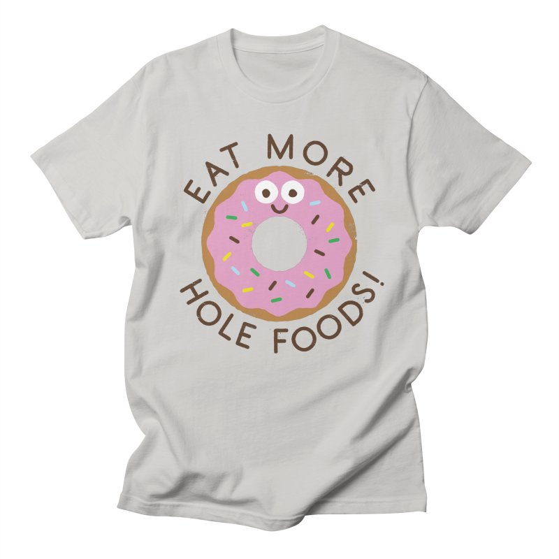 Do's and Donuts Men's T-Shirt by David Olenick