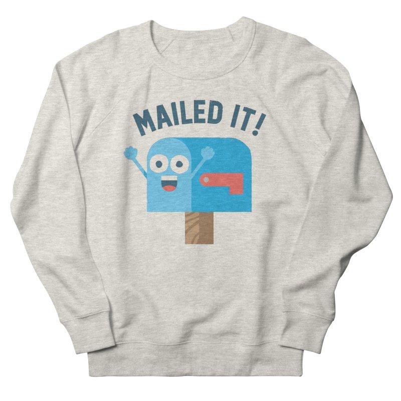Delivering Beyond Expectations Men's Sweatshirt by David Olenick