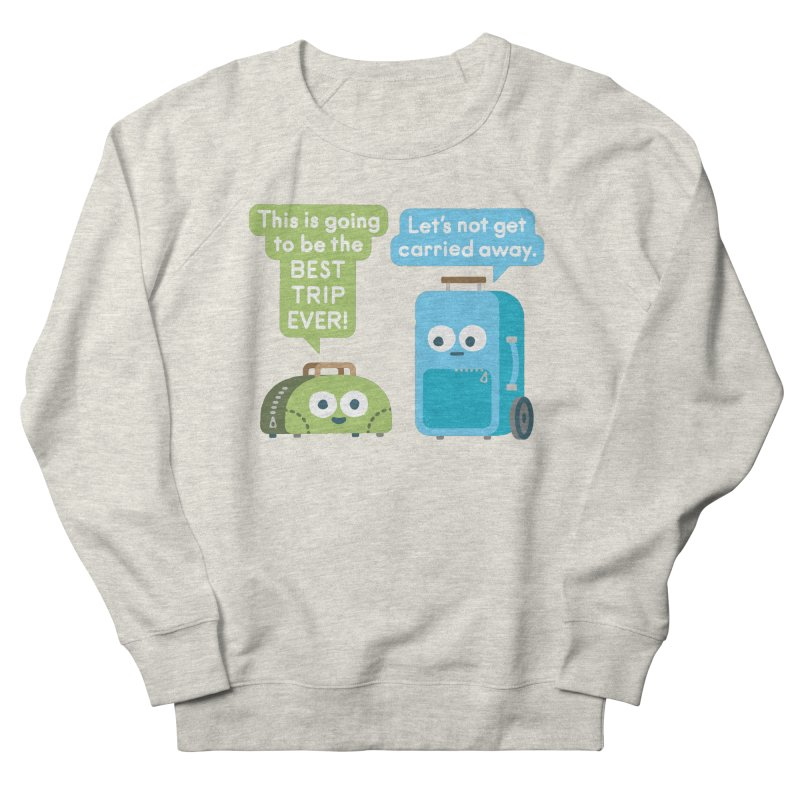 Staying Grounded Men's Sweatshirt by David Olenick