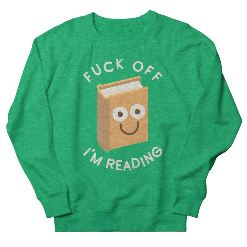 All Booked Up Men's Sweatshirt by David Olenick