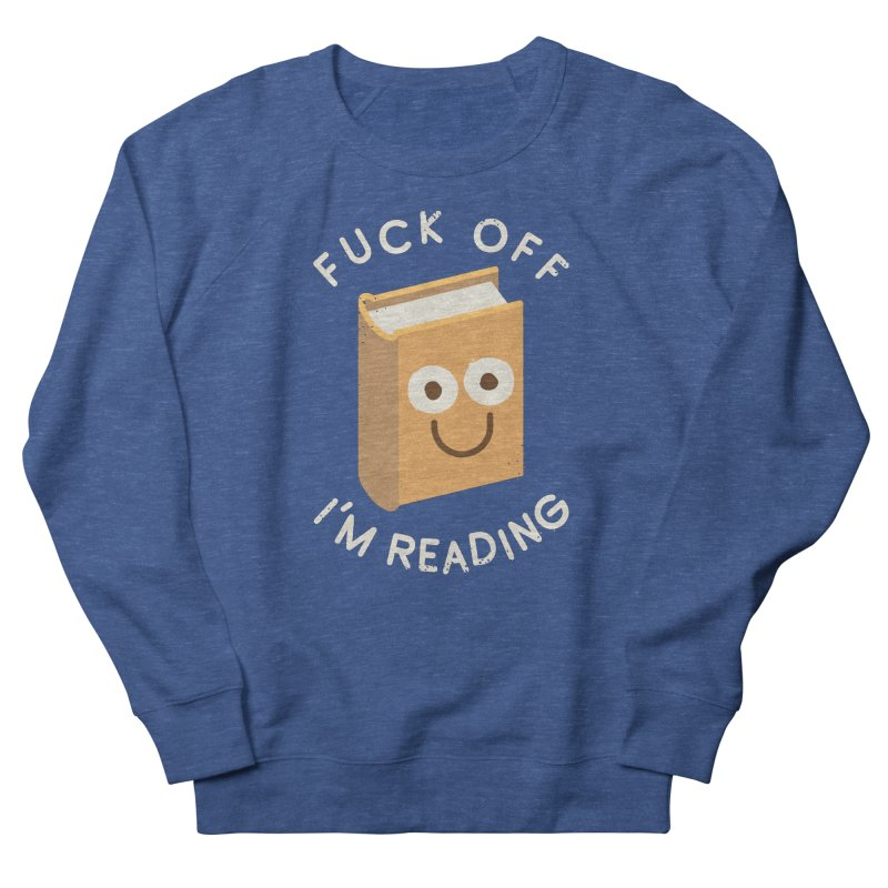 All Booked Up Men's Sweatshirt by David Olenick
