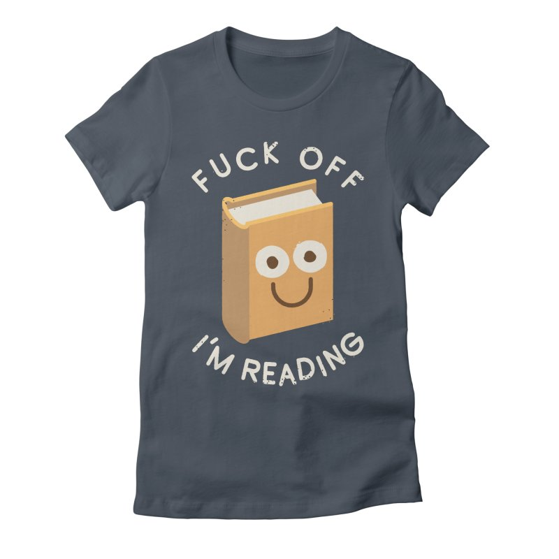All Booked Up Women's T-Shirt by David Olenick