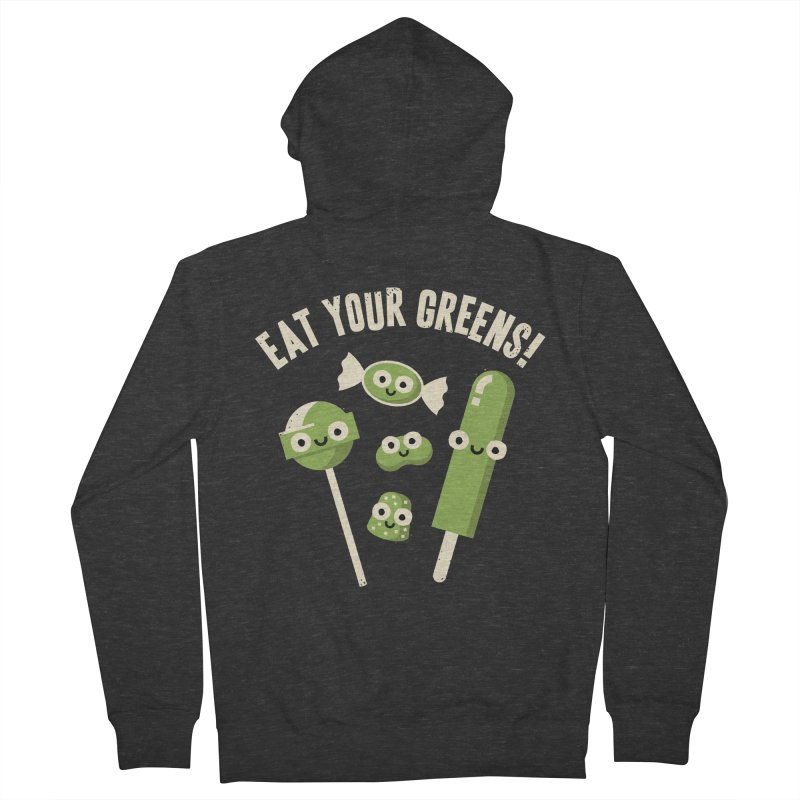 Unnatural Selection Women's Zip-Up Hoody by David Olenick