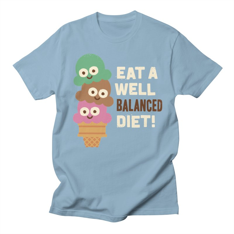 Coneventional Wisdom Men's T-shirt by David Olenick
