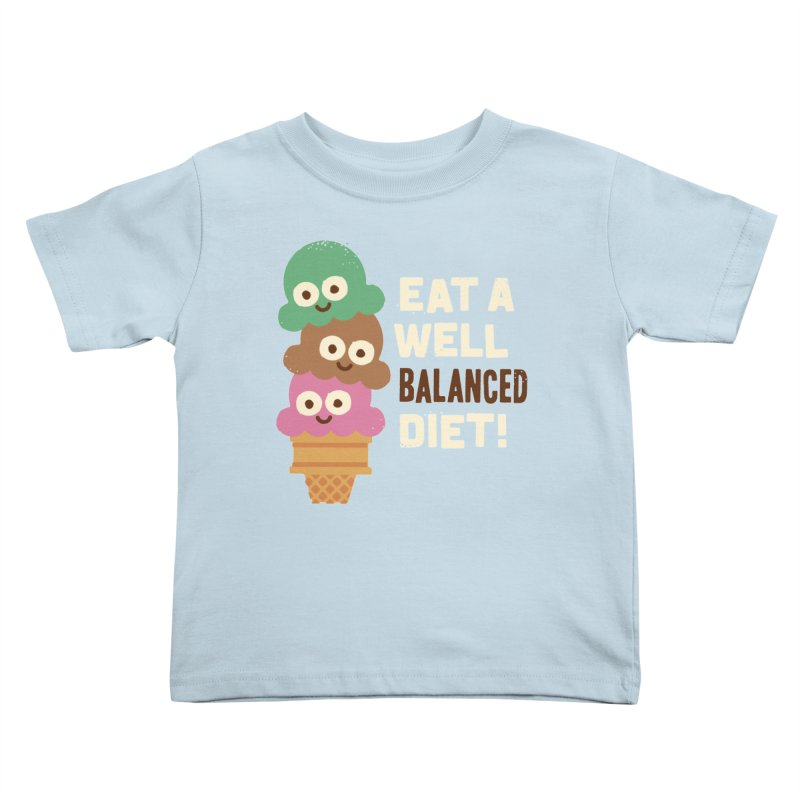 Coneventional Wisdom Kids Toddler T-Shirt by David Olenick