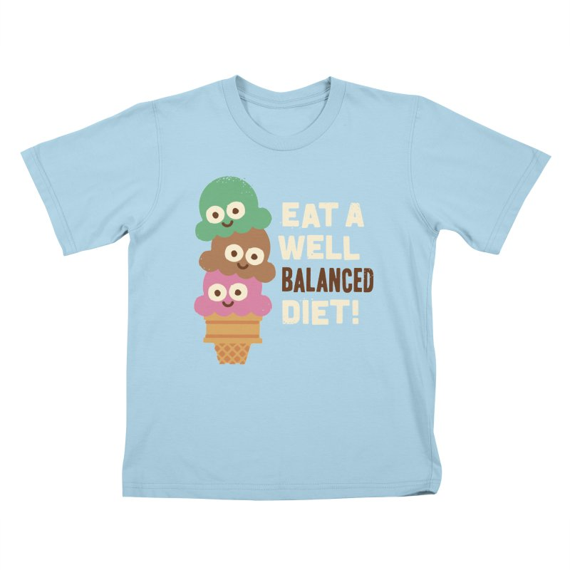 Coneventional Wisdom Kids T-shirt by David Olenick