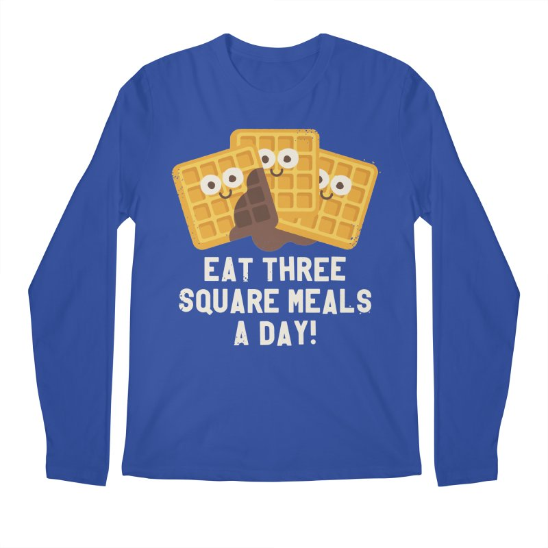 Because You Deserve Batter Men's Longsleeve T-Shirt by David Olenick