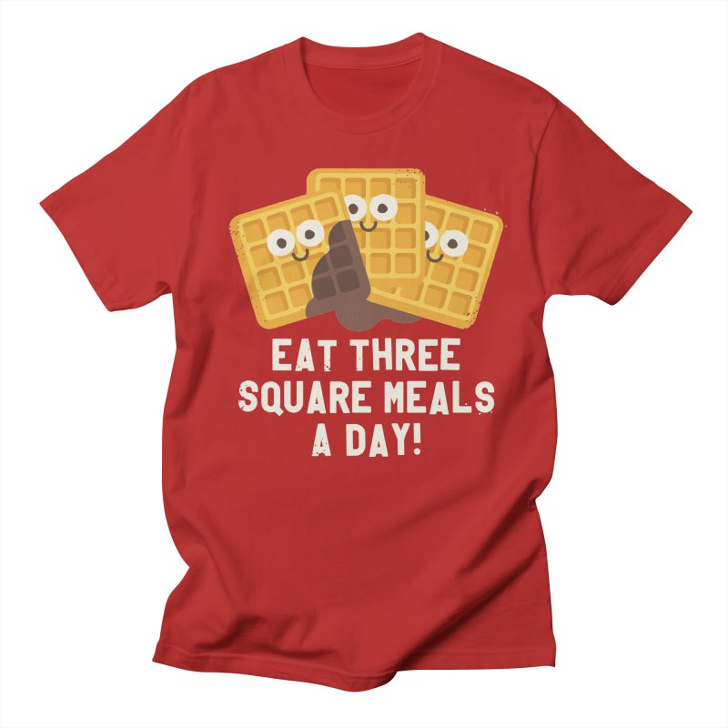 Because You Deserve Batter Men's T-shirt by David Olenick