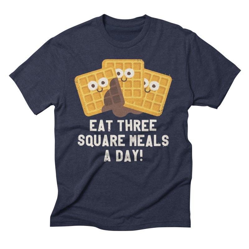 Because You Deserve Batter Men's Triblend T-shirt by David Olenick