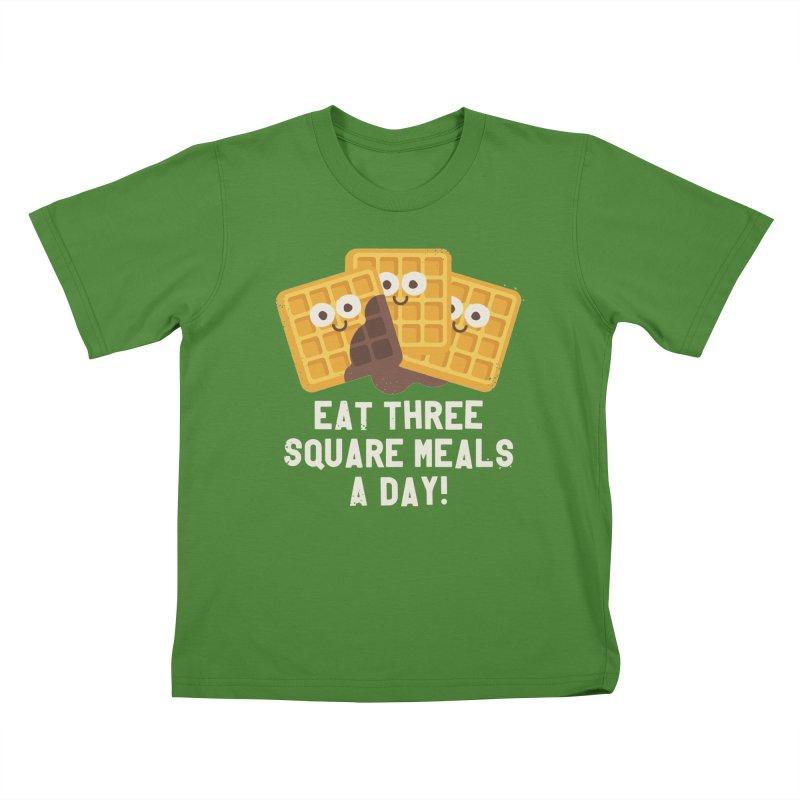 Because You Deserve Batter Kids T-shirt by David Olenick