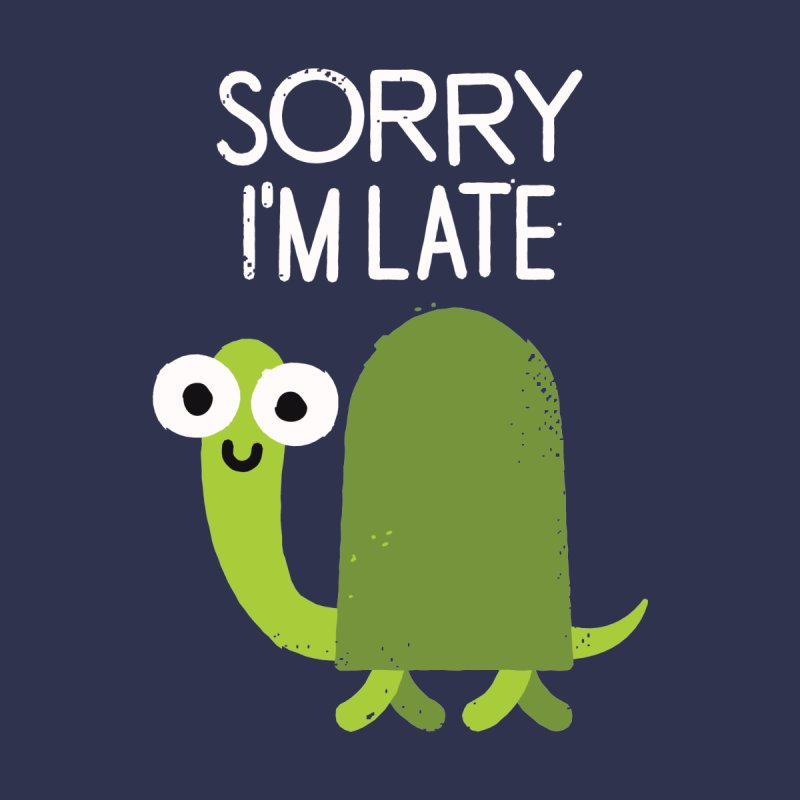 Tardy Animal None  by David Olenick
