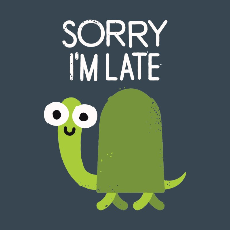 Tardy Animal by David Olenick