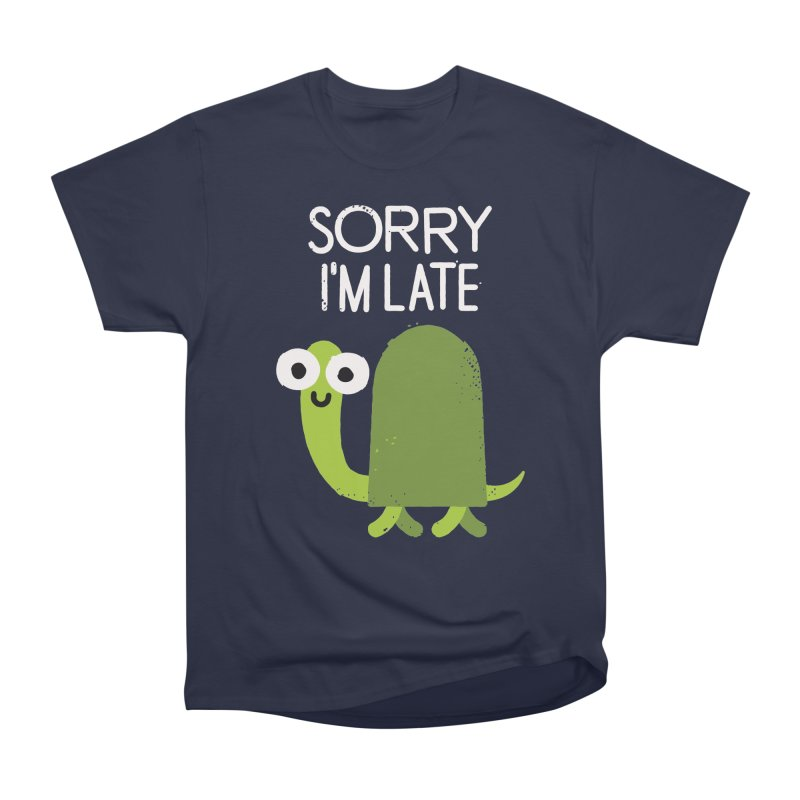Tardy Animal Men's Classic T-Shirt by David Olenick