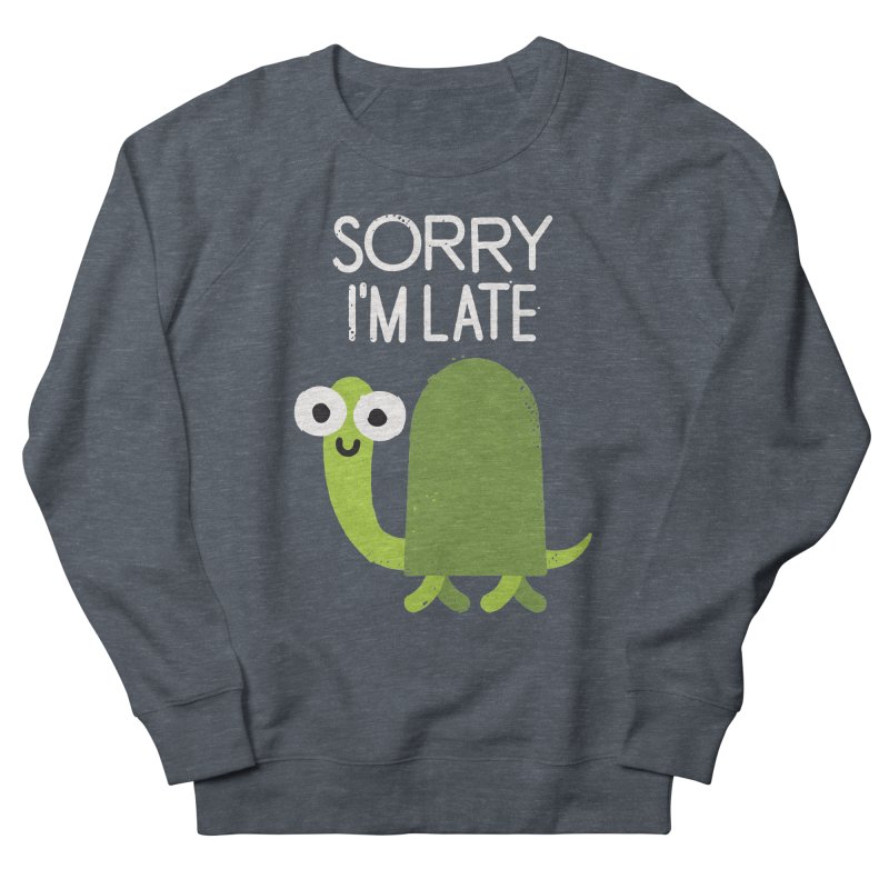 Tardy Animal Women's Sweatshirt by David Olenick