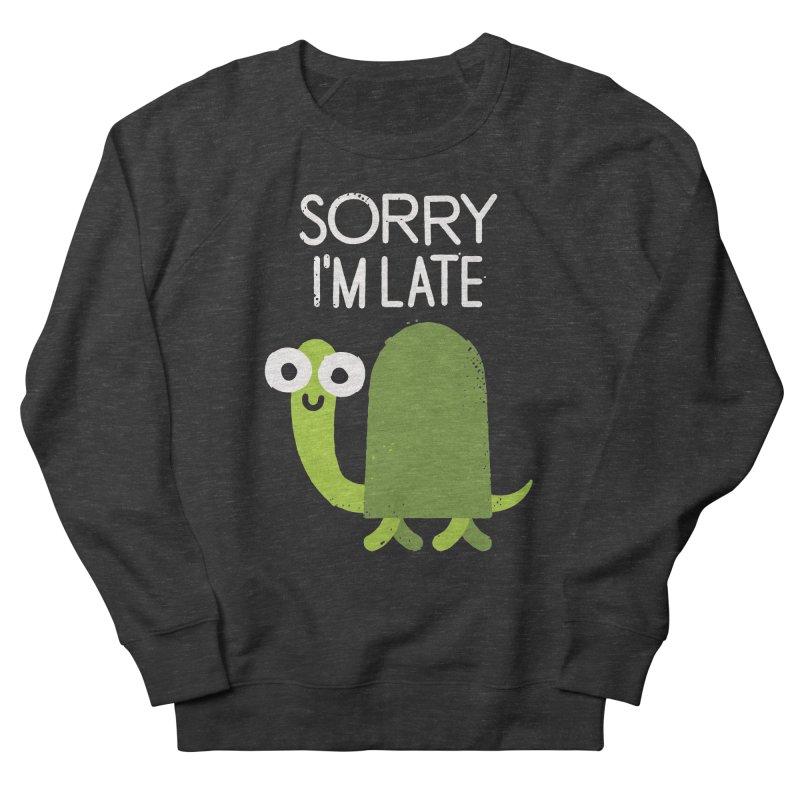 Tardy Animal Men's Sweatshirt by David Olenick