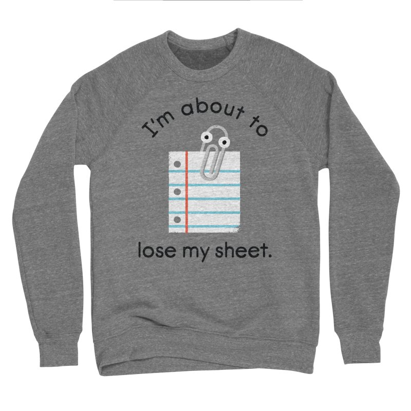 Getting Bent Out of Shape Women's Sweatshirt by David Olenick