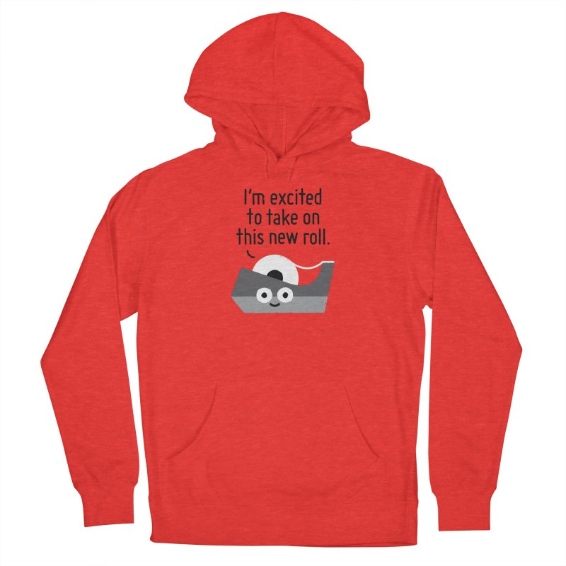 Making Yourself Indispensable Women's Pullover Hoody by David Olenick