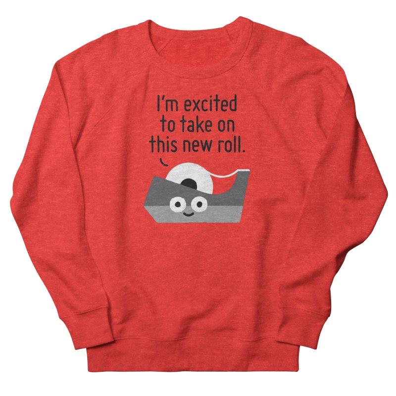 Making Yourself Indispensable Men's Sweatshirt by David Olenick