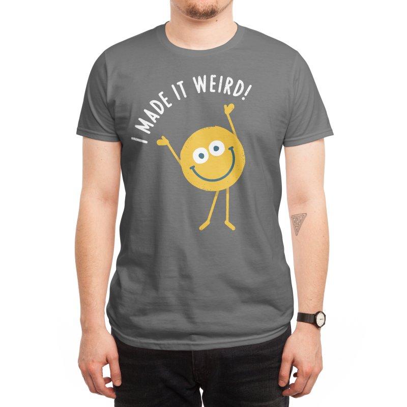 Cringe Benefits Men's T-Shirt by David Olenick