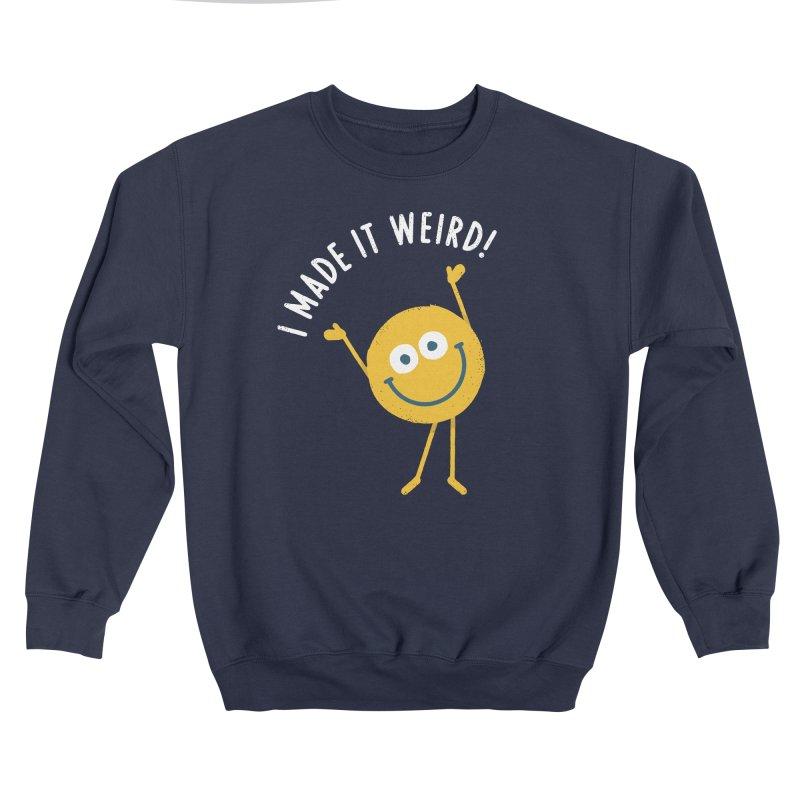 Cringe Benefits Men's Sweatshirt by David Olenick