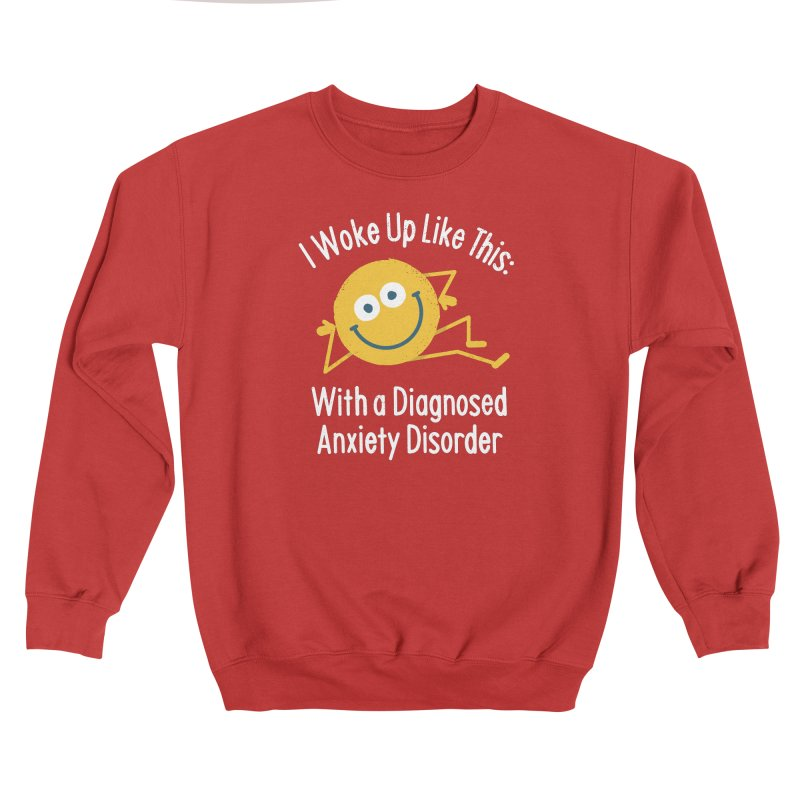 Just Another Panic Monday Men's Sweatshirt by David Olenick