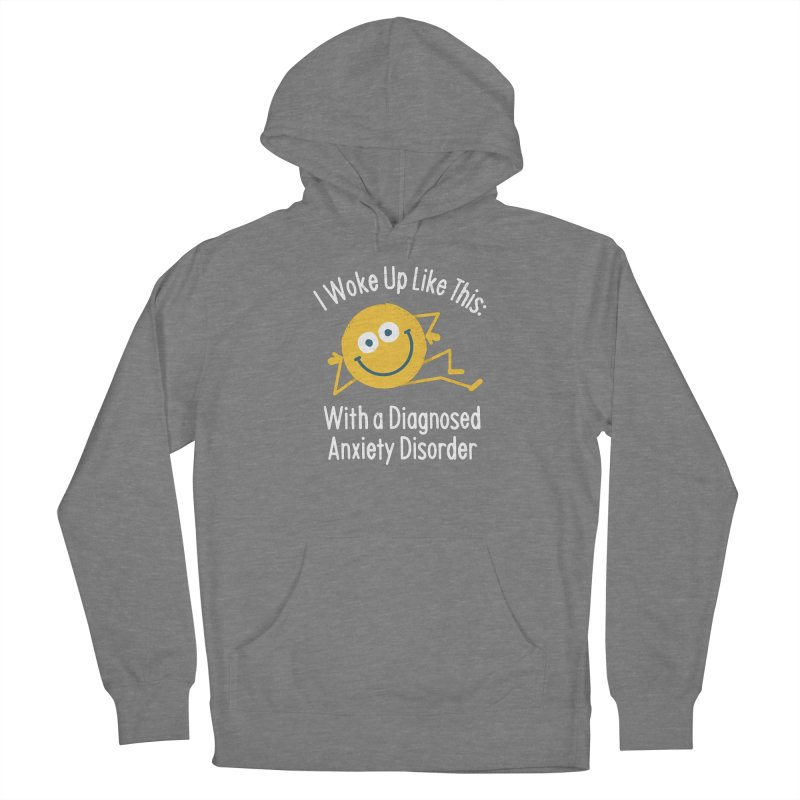 Just Another Panic Monday Women's Pullover Hoody by David Olenick
